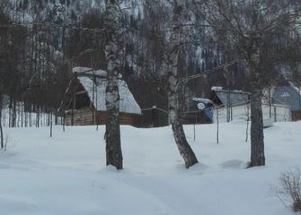 22 февраля едем в снегоходный тур - Зимние вечера у Белухи