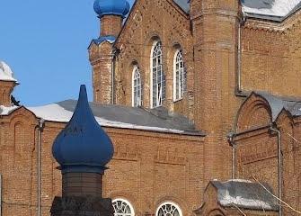 23 октября. Экскурсия по православным местам города Бийска.