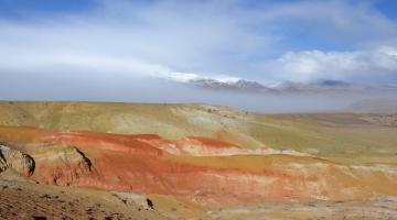 Алтай-обзорный, Телецкое озеро и Чуйский тракт